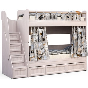 Кровать СКАНД-МЕБЕЛЬ Баунти КБ 2-2 кровать сканд мебель кембридж 2