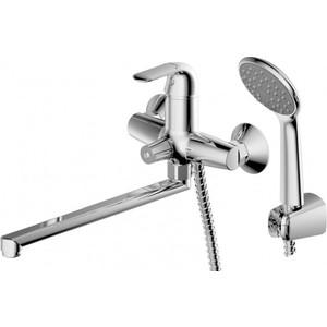 Смеситель для ванны Bravat Simple (F6135193CP-LB-RUS)  смеситель для мойки коллекция simple f7135193cp rus однорычажный хром bravat брават
