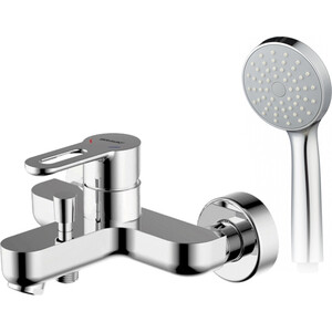 Смеситель для ванны Bravat Stream-D (F637163C-B) цена