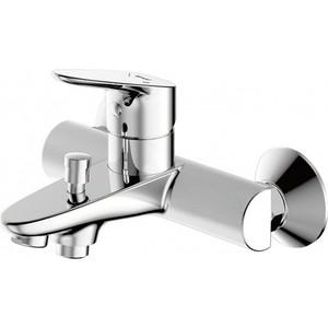 Смеситель для ванны Bravat Drop (F64898C-01A) смеситель для ванны коллекция drop f64898c l однорычажный хром bravat брават