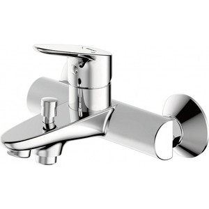 Смеситель для ванны Bravat Drop (F64898C-01A) gold plated bar tassel drop earrings