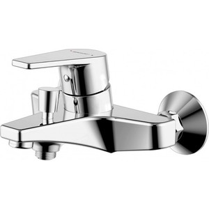 Смеситель для ванны Bravat Line (F65299C-B-RUS) смеситель встраиваемый для ванны bravat new moon на 3 потребителя p69191c 2 rus без механизма