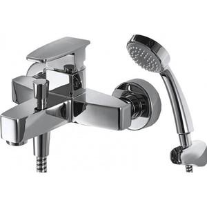 Смеситель для ванны Bravat Riffle (F672106C-B) смеситель для раковины bravat riffle f172106c