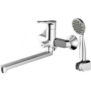 Смеситель для ванны Bravat Eco-D (F693158C-LB) смеситель для ванны bravat eco f6111147c lb