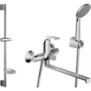 Комплект для ванной комнаты Bravat Fit 2 в 1 (F00416C) bravat 200 см p7232cp 1