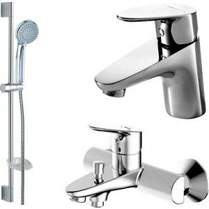 Комплект для ванной комнаты Bravat Drop 3 в 1 (F00308C) bravat 200 см p7232cp 1
