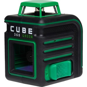 Построитель лазерных плоскостей ADA Cube 360 Green Ultimate Edition (А00470) new mf8 eitan s star icosaix radiolarian puzzle magic cube black and primary limited edition very challenging welcome to buy