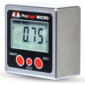 Уровень/угломер электронный ADA Pro-Digit Micro (А00335У) цифровой уровень угломер ada pro digit rumb а00481