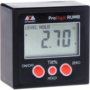 Уровень/угломер электронный ADA Pro-Digit RUMB (А00481) цифровой уровень угломер ada pro digit rumb а00481