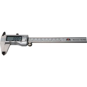 Штангенциркуль цифровой ADA Mechanic 150 PRO (А00380) редуктор скорости mechanic nrv030