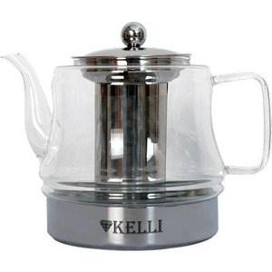 Чайник заварочный 1.4 л Kelli KL-3033 платья modus платье гавана 3033