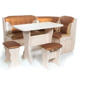 Набор мебели для кухни Бител ОРХИДЕЯ - комби (ясень, С.-109 + С.-101, ясень)