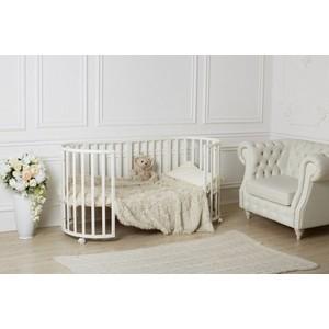 Комплект №2 Incanto для подростковой кроватки Mimi белый защитная панель для кроватки лили