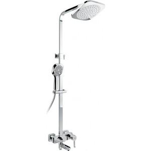 Душевая система Timo Hette для ванны, хром (SX- 1021 chrome) душевая система timo hette для ванны хром sx 1020 chrome