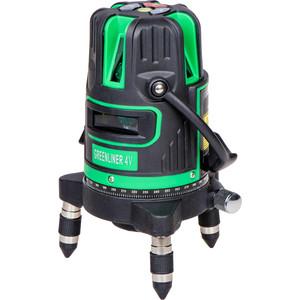 Построитель лазерных плоскостей Instrumax Greenliner 4V
