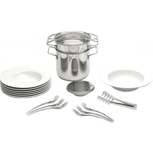 Набор для спагетти 20 предметов BergHOFF Studio (1100890) набор ножей berghoff studio 1304000
