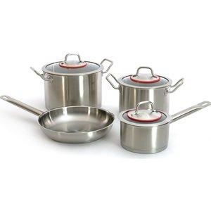 Набор посуды 7 предметов BergHOFF Hotel (1107100) набор посуды эмаль элеонора 7 предметов