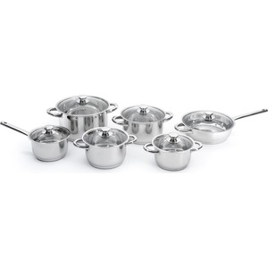 Набор посуды 12 предметов BergHOFF Vision Premium (1112095)