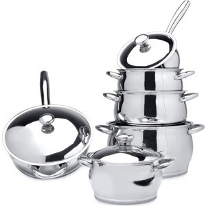 Набор посуды 12 предметов BergHOFF Cosmo (1112268) набор посуды 7 предметов berghoff hotel 1107100
