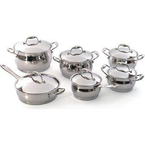 Набор посуды 12 предметов BergHOFF Zeno (1112275) набор посуды berghoff hotel line 12 предметов