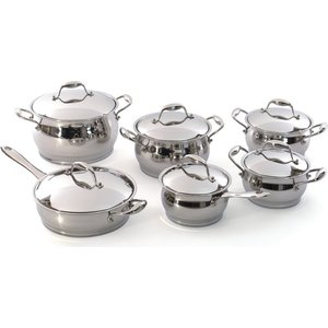 Набор посуды 12 предметов BergHOFF Zeno (1112275) набор посуды 7 предметов berghoff hotel 1107100