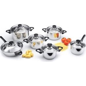 Набор посуды 12 предметов BergHOFF Vision Premium (1112466) набор посуды 7 предметов berghoff hotel 1107100