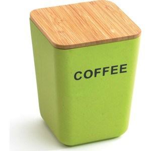 Емкость для хранения кофе с крышкой 1.2 л BergHOFF CooknCo (2800054) емкость для хранения с крышкой wood
