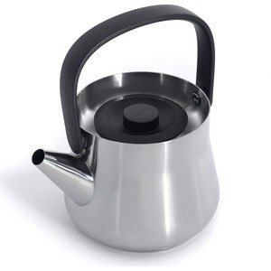 Фотография товара чайник 2в1 для плиты и заварочный 1 л BergHOFF Ron металл (3900047) (673535)