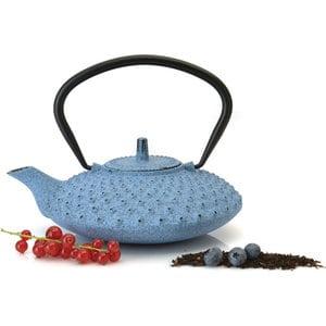 Фотография товара заварочный чайник чугунный 0.8 л BergHOFF Studio голубой (1107052) (673550)