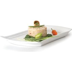 Блюдо прямоугольное сервировочное 400x216 мм BergHOFF Concavo (1693491) блюдо сервировочное овальное 400х255 мм berghoff straight 1105673