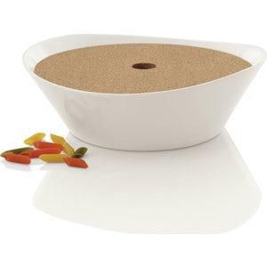 Миска для спагетти с пробковой крышкой 28 см 2.5 л BergHOFF Eclipse (3700431)