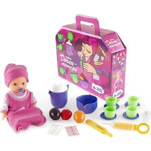Фотография товара игровой набор Пластмастер Дочки матери (22024) (674128)