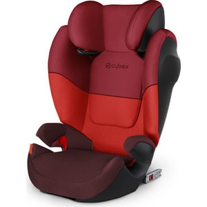 Автокресло Cybex Solution M-Fix SL Rumba Red