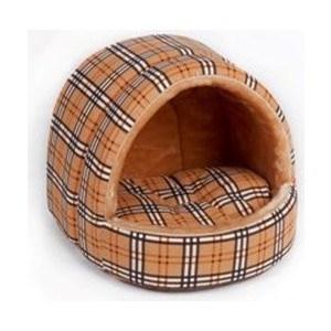 Лежанка-Домик Зоофортуна Эстрада люкс № 1 (м-005) для кошек и собак миска для кошек собак гамма n0
