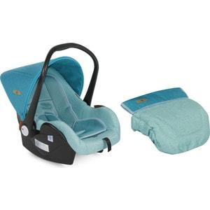 Автокресло Lorelli Lifesaver 0-13 кг Зеленовато-голубой / Aquamarine 1741 автокресло lorelli jupiter hb 919 0 25 кг черный black 1755