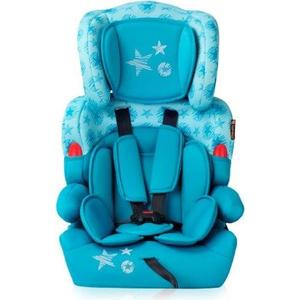 Автокресло Lorelli Kiddy 9-36 кг. Зеленовато-голубой / Aquamarine Stars 1758 автокресло lorelli jupiter hb 919 0 25 кг черный black 1755