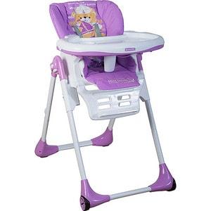Стульчик для кормления Glamvers LUXYS Фиолетовый