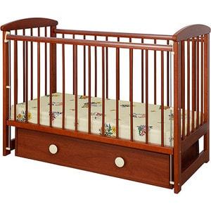 Детская кроватка Glamvers Simple яблоня - локарно 1512