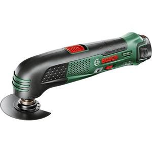 Набор аккумуляторных инструментов Bosch PMF 10,8 LI (0.603.101.926)  многофункциональный инструмент bosch pmf 10 8 li без акб и зу