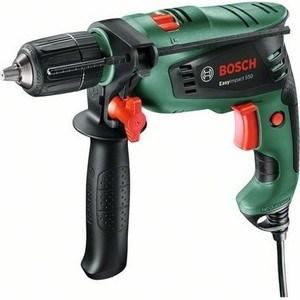 Дрель ударная Bosch EasyImpact 550 (0.603.130.021) дрель электрическая bosch psb 500 re 0603127020 ударная