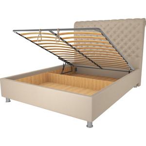 Кровать OrthoSleep Симона бисквит механизм и ящик 80х200 симона детский диван