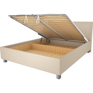 Кровать OrthoSleep Ниагара бисквит механизм и ящик 160х200 фран ниагара св 353 голубой