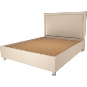 Кровать OrthoSleep Нью-Йорк бисквит жесткое основание 180х200 комплект со снежным обсидианом нью йорк
