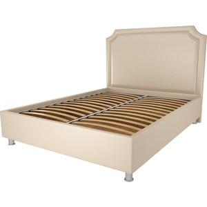Кровать OrthoSleep Федерика бисквит ортопед. основание 80х200 кровать orthosleep альба бисквит ортопед основание 80х200