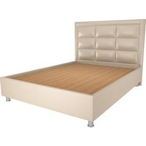 Кровать OrthoSleep Виктория бисквит жесткое основание 200х200 виктория левина дом в деревне