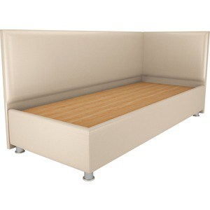 Кровать OrthoSleep Бибионе Лайт жесткое основание Сонтекс Беж 120х200 кровать orthosleep бибионе лайт жесткое основание сонтекс беж 90х200