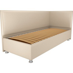 Кровать OrthoSleep Бибионе Лайт ортопед. основание Сонтекс Беж 120х200 кровать orthosleep бибионе лайт жесткое основание сонтекс беж 90х200