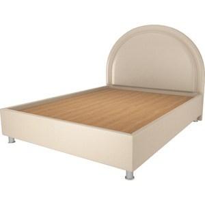 где купить Кровать OrthoSleep Аляска бисквит жесткое основание 120х200 дешево