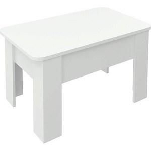 Стол трансформер ВасКо СТ8005 белый/белый