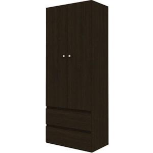 Шкаф платяной ВасКо Рино 205 венге